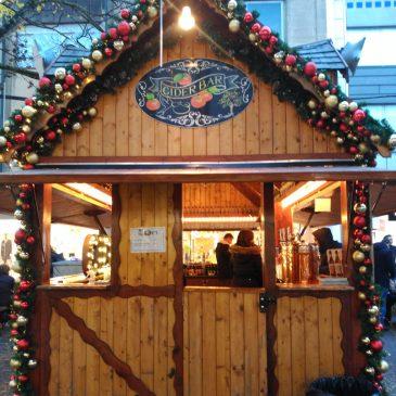 La Sidra en las Navidades